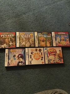 Animal DS games