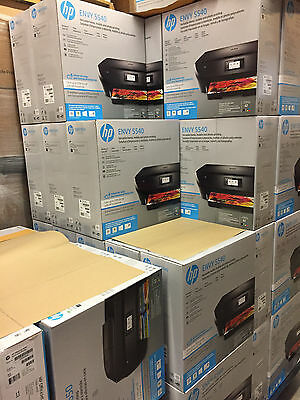 HP Envy 5540 AIO Printer/Copier/Scanner/Wireless (FREE 10ft USB Printer Cable)