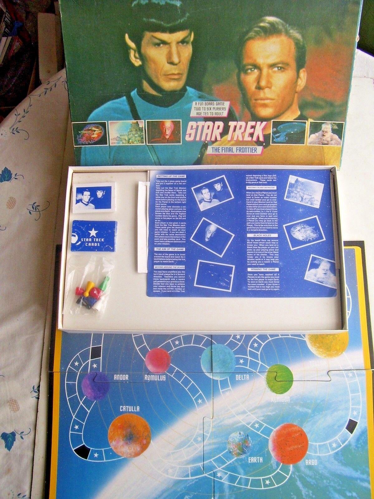 Star Trek The Final Frontier  by BMI 1992