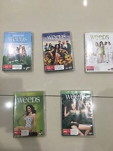 Weeds seasons 1 - 5 Bakewell Palmerston Area Preview