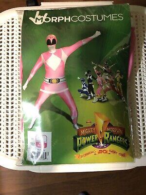 PINK POWER Ranger Morph Suite Sz M