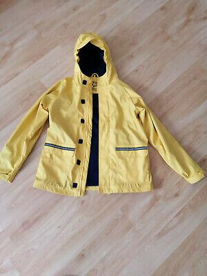 Regenjacke für Kinder in gelb Größe 146/152