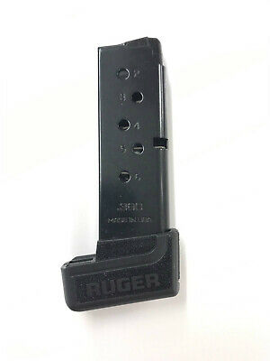 Ruger LCP II Magazine .380 ACP 7 Round (LCP 2) Extended Mag-90626