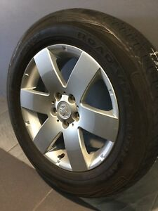 "HOLDEN CAPTIVA 17"" GENUINE ALLOY WHEELS AND TYRES Carramar Fairfield Area Preview"