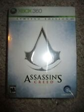 Assassin's Creed 1 Limited Edition (Microsoft Xbox 360, 2007) NEW Sealed Tears