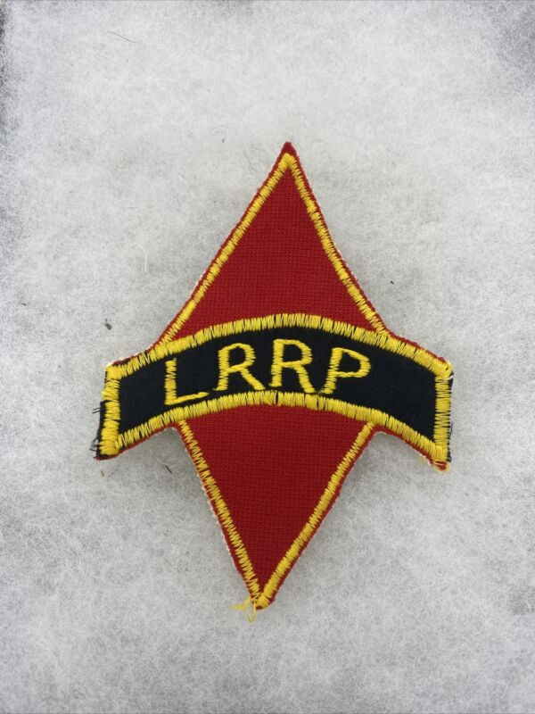 US 5th Infantry Division LRRP Patch Copy (I579