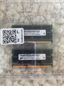 4GB RAM for laptop 204 pin ddr 3 - 1066