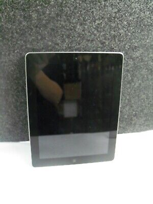 "APPLE IPAD 2 WIFI ONLY A1395 9.7"" TABLET BLACK - 16GB"