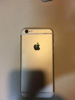 128gb iPhone 6 gold (as new) City North Canberra Preview