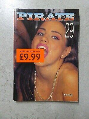 vintage glamour magazine pirate No.29 - Tania Russof