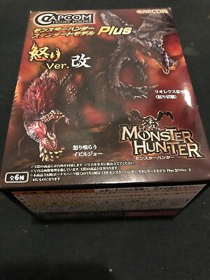 Capcom Figure Builder Monster Hunter Anger Kai  Single Random Figure Box