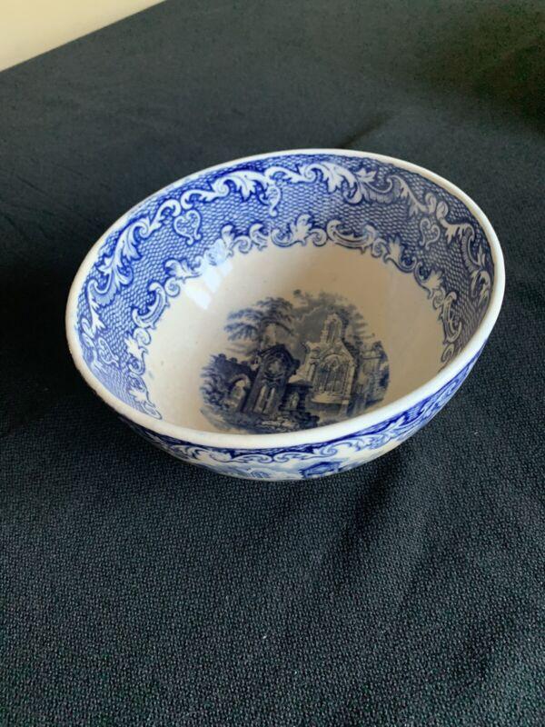 Petrus Regout Maastricht Antique Porcelain Bowl