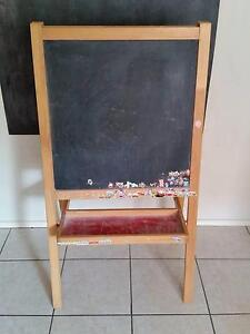 Freestanding A-frame Blackboard / Whiteboard with chalk tray. Eight Mile Plains Brisbane South West Preview