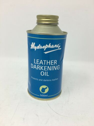Hydrophane Leather Darkening Oil, 500ml
