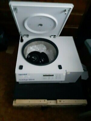 Eppendorf 5804 R Refrigerated Benchtop Centrifuge
