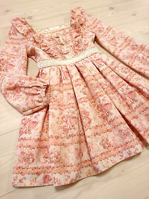 Cinderella+Rose Hime&Lolita dress LIZ LISA Japan-M Romantic Gyaru J-fashion 109