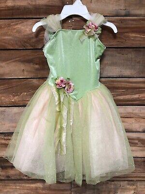 ry Costume Size 8-10 Fairies Halloween Dress Up (Revolution Dance Kostüme)