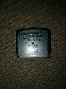 Genuine Nintendo 64 Jumper Pak Newcastle Newcastle Area Preview