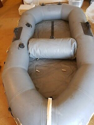 Avon Redstart inflateable dinghy and foot pump