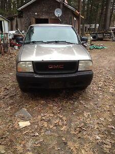 For sale 1998 GMC Sonoma