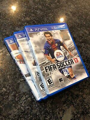 Playstation Vita PS Vita Sports Games Lot