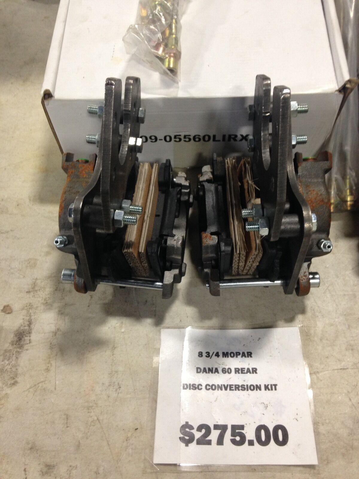 "Mopar 8 3/4"" Rear Disc Brake Kit"