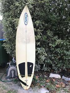 6' 6'' Nev Surfboard