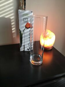 Brand New Glass Vase