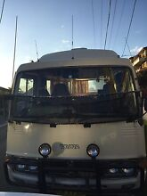 Toyota coaster motorhome Queenscliff Manly Area Preview