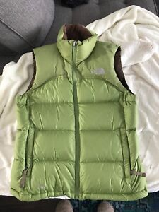 Small The North Face Vest