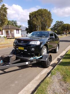CAR TRAILER HIRE North St Marys Penrith Area Preview