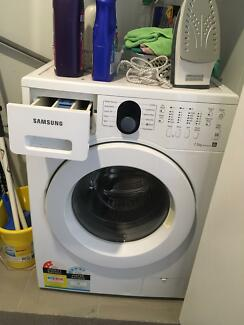 Samsung 7.5kg front load washing machine