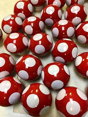 Super Mario Brothers Toad Mushroom Candy, LOT Of 10 Tins Valentines Candy ](Toad Super Mario)