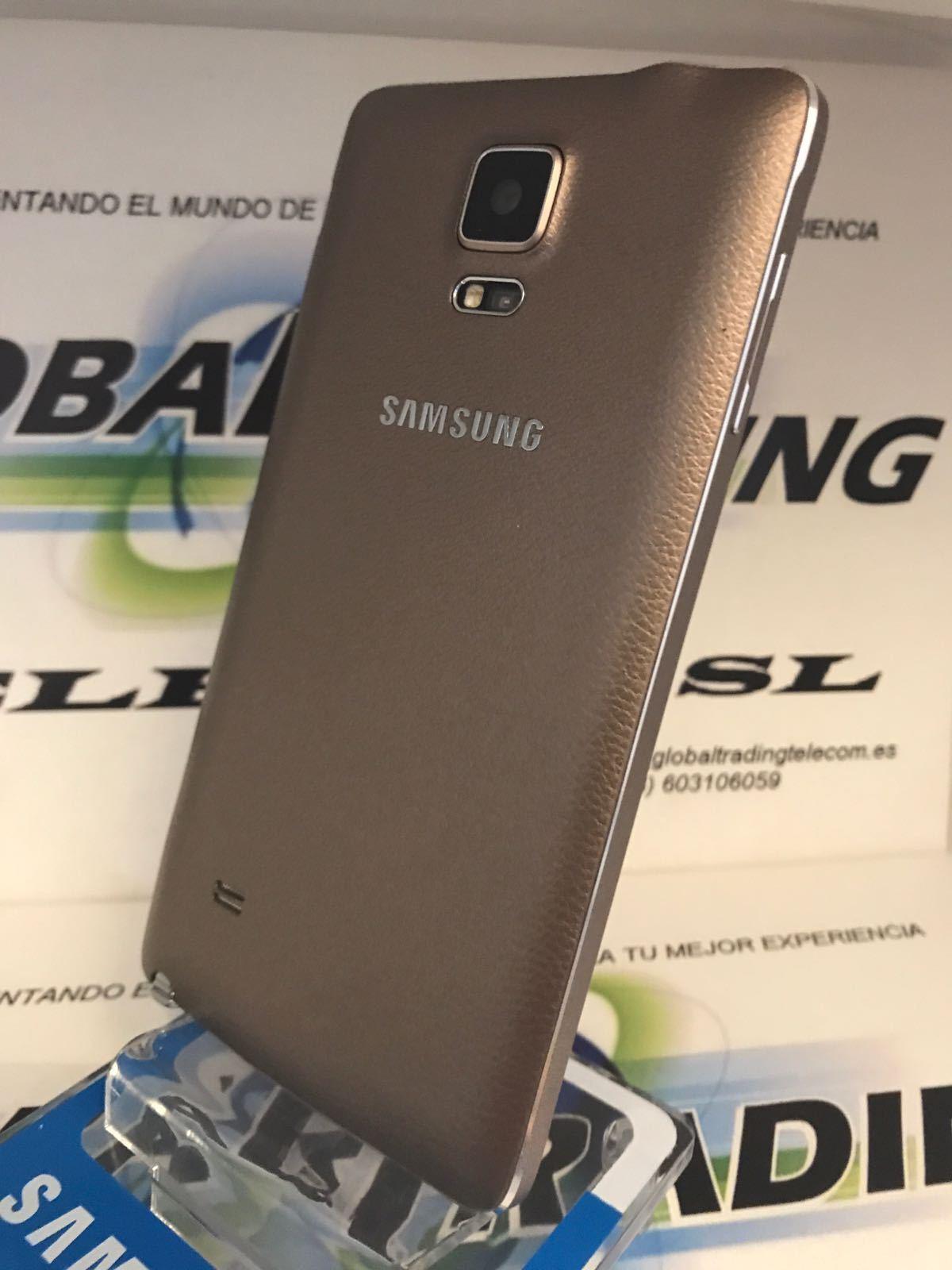 Telefono Samsung Galaxy Note 4 Sm N910f 32gb Oro Bronce