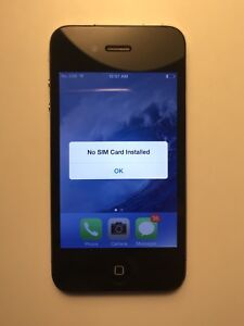 Iphone 4S great condition 8G
