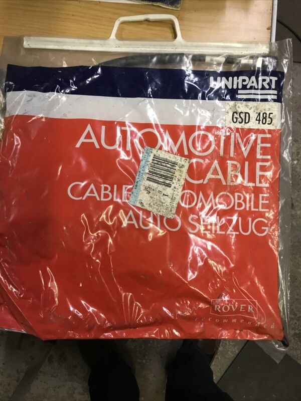 Speedometer+Cable+Unipart+GSD485+Metro+CD%2CLD%2CGSD%2CSD%2CMDI%2FGTi+1990+On