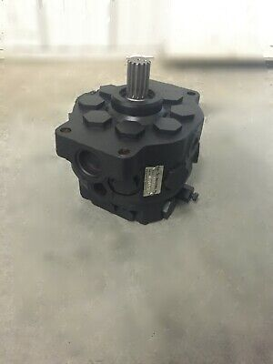 Ar101807 Reman John Deere Pump 310 Backhoe