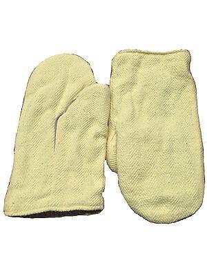 Hitzeschutz Feuerschutz Paar Handschuhe Hitzeschutzhandschuhe 500° C Grillen