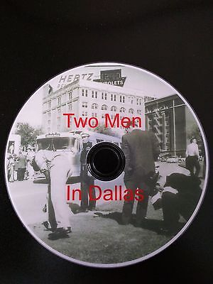 Two Men In Dallas   Jfk Documentary   Rare   Must See