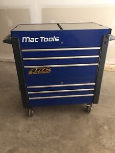 Mac tools rolling tool cart