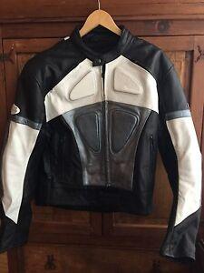 Infinity Leather Jacket