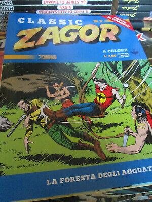 Classic Zagor n. 1 - Nuova edizione a colori - Sergio Bonelli Editore online kaufen