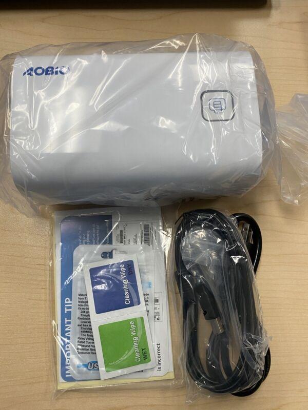 Aobio X4 Thermal Label Printer