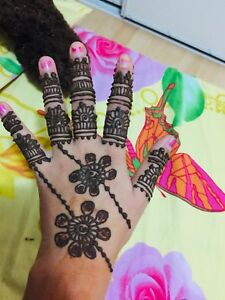 Henna design by me