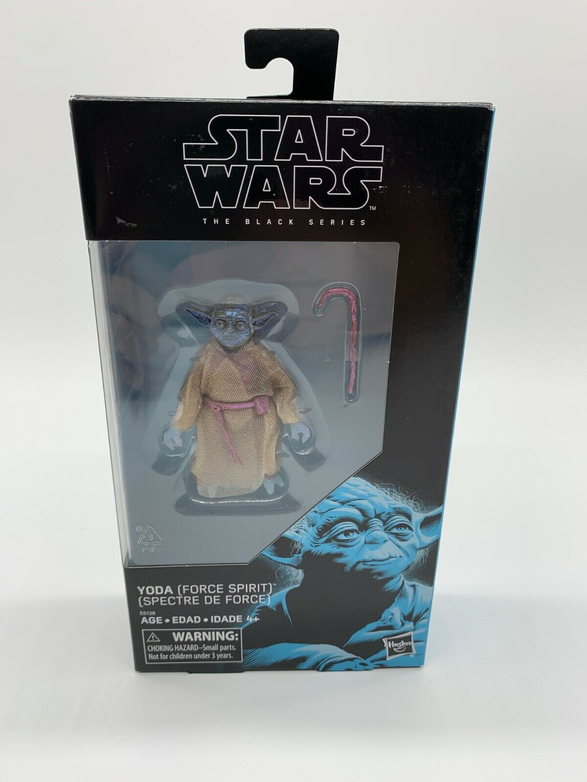 Hasbro Star Wars The Black Series Yoda in stock Spectre De Force Force Spirit