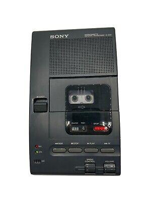 Sony Micro-cassette Dictator Transcriber M-2020 W Power Supply