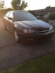 Acura TL type s A spec 2003