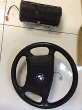 E36 steering wheel, airbag and passenger airbag Carine Stirling Area Preview