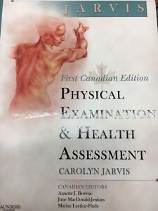 First edition- Physical Examination and Health Assessment