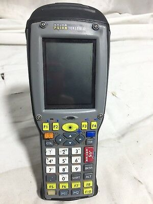 Psion Teklogix 7535 Yellow Key Barcode Laser Scanner 36-key